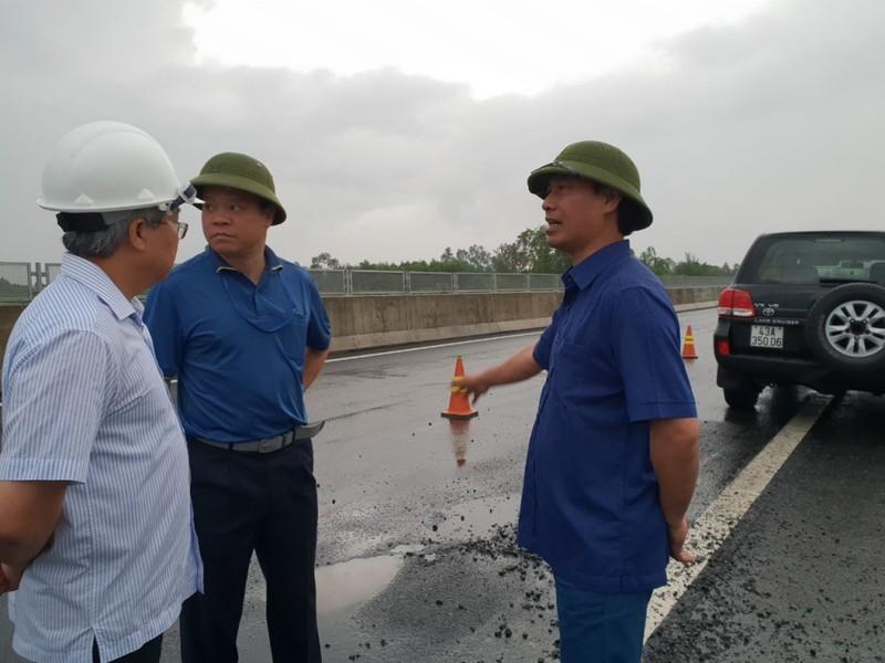 Thứ trưởng Bộ GTVT trả lời về cao tốc Đà Nẵng - Quảng Ngãi  - ảnh 2