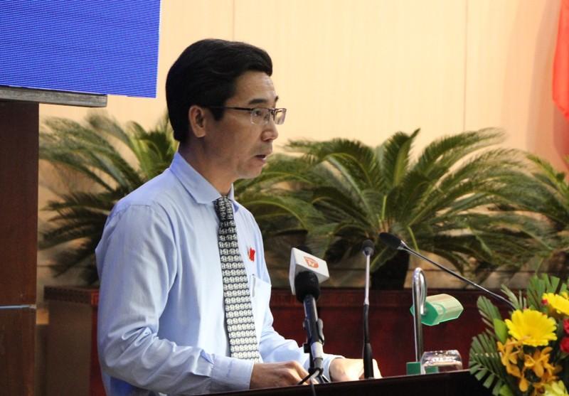 Nhân sự mới tại HĐND TP Đà Nẵng - ảnh 1
