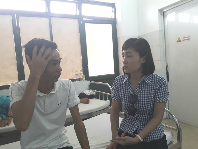 Đà Nẵng: 1 hướng dẫn viên bị phụ xe khách hành hung - ảnh 1