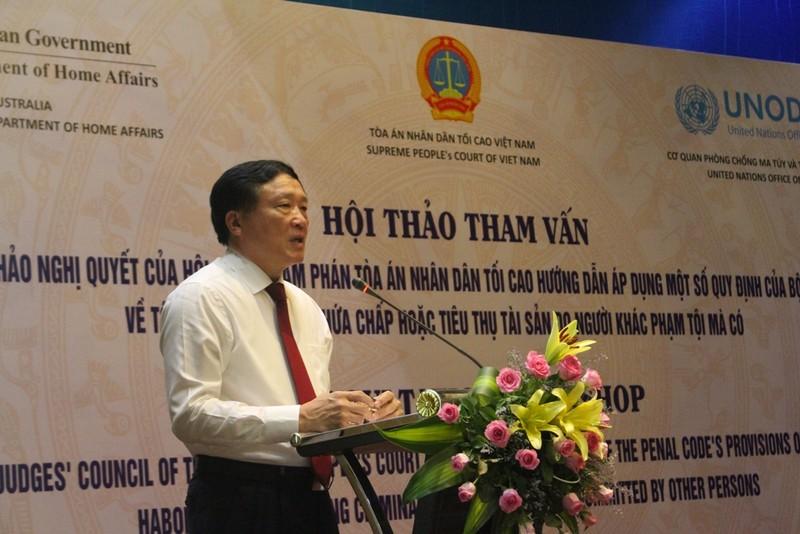 Các thủ đoạn rửa tiền ở Việt Nam rất tinh vi - ảnh 1