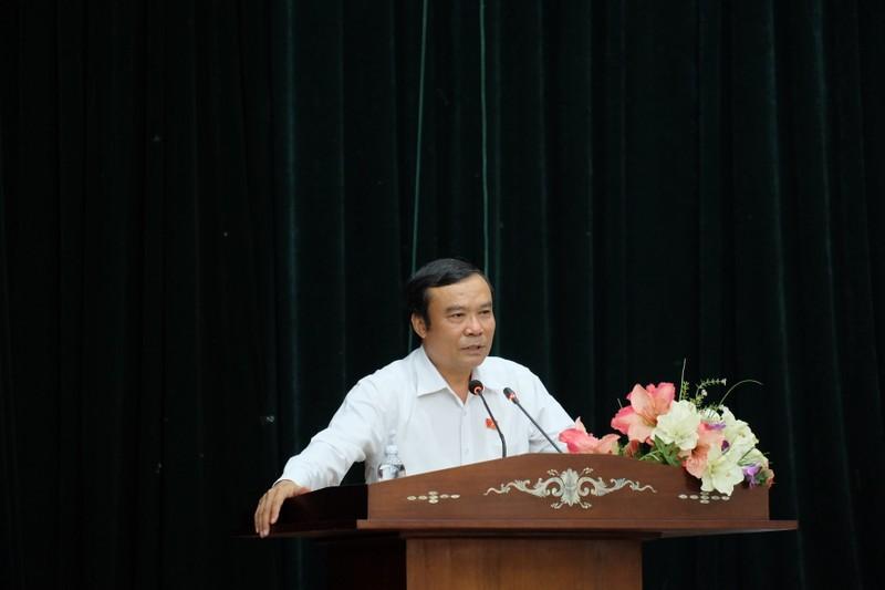 Cử tri Đà Nẵng vẫn phàn nàn về bãi rác Khánh Sơn - ảnh 1