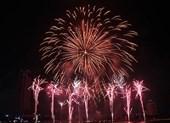 Đà Nẵng bắn pháo hoa tại 3 điểm đêm giao thừa