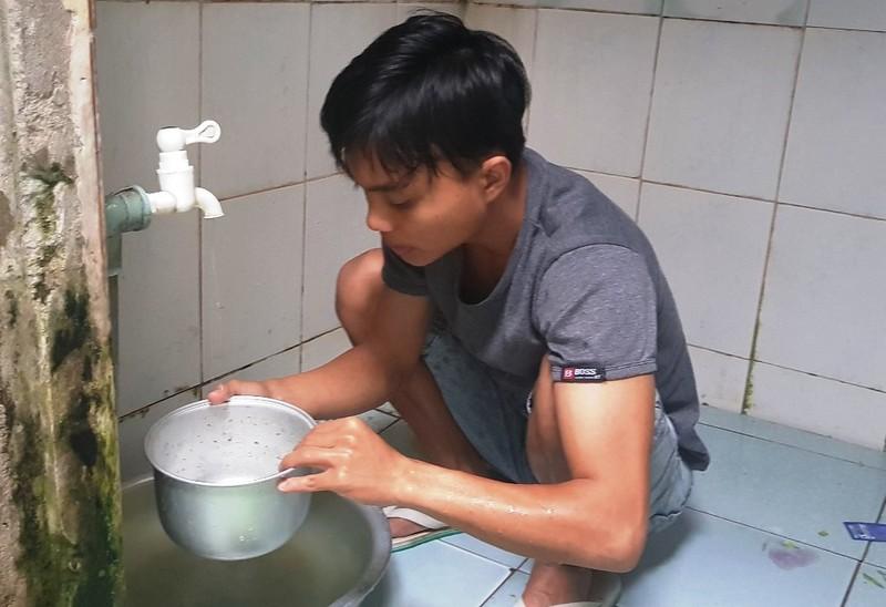 Đà Nẵng thiếu nước trầm trọng, do đâu? - ảnh 1