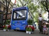Cận cảnh loại hình xe buýt sách đầu tiên ở TP.HCM