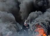 Tang thương Palestine, 58 người chết, 2.711 người bị thương