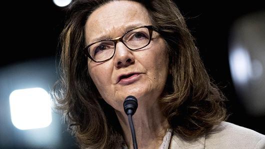 Nữ Giám đốc CIA Gina Haspel là người rất tâm huyết chống khủng bố. Ảnh: GETTY IMAGES