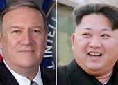 Giám đốc CIA bí mật sang Triều Tiên gặp ông Kim Jong-un