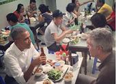 Người ăn bún chả với Tổng thống Obama là ai?