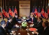 Hai ông Trump-Kim kết thúc gặp riêng, bắt đầu gặp mở rộng