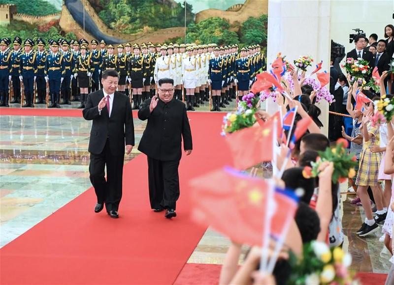 Ông Kim thăm Trung Quốc, chuyện gì tiếp theo? - ảnh 1