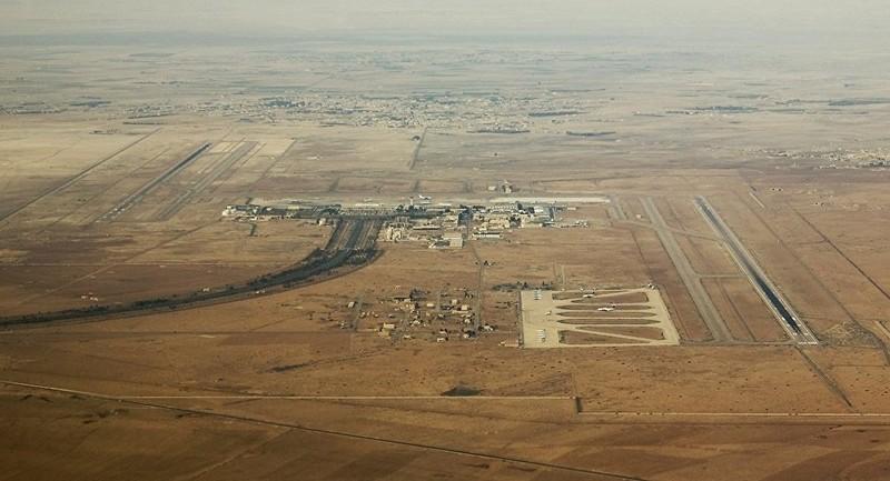Sân bay quốc tế Damascus (Syria). Ảnh: SPUTNIK