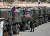 Nga rút 1.140 quân, 27 chiến đấu cơ khỏi Syria