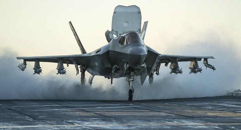 Thổ Nhĩ Kỳ muốn Mỹ nhanh chóng chuyển giao máy bay chiến đấu F-35. Ảnh: SPUTNIK