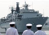 Trung Quốc chạm trán tàu Anh trên biển Đông
