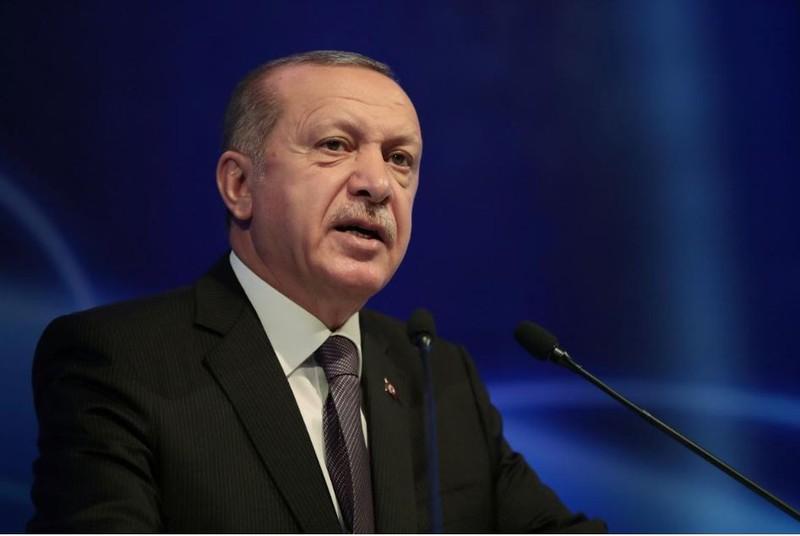 Tổng thống Thổ Nhĩ Kỳ Tayyip Erdogan rất nỗ lực cứu phe nổi dậy Syria. Ảnh: REUTERS