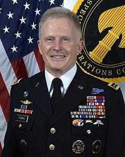 Tướng Raymond Thomas đang lãnh đạo Bộ Chỉ huy Các chiến dịch đặc biệt của Mỹ. Ảnh: WIKIPEDIA