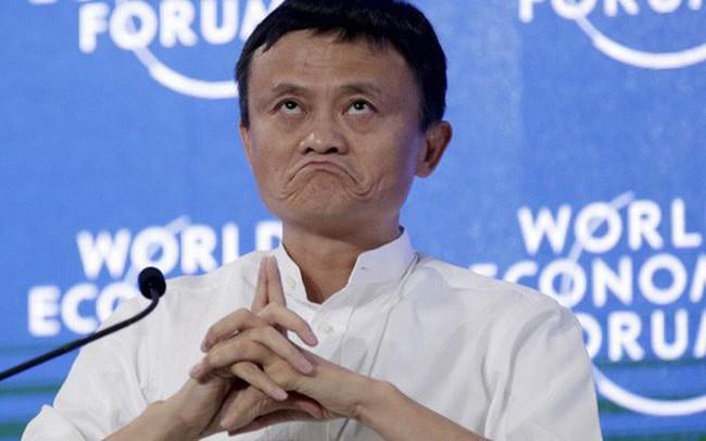 Tỉ phú Trung Quốc Jack Ma dự đoán cuộc chiến thương mại Mỹ-Trung có thể kéo dài 20 tháng, thậm chí tới 20 năm. Ảnh: AP