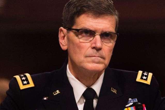 Tướng Joseph Votel, đương kim Tư lệnh Bộ Chỉ huy Trung tâm Mỹ. Ảnh: URDUPOINT