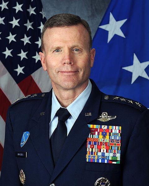 Tướng Không quân Tod Walters có thể sẽ lãnh đạo Bộ Chỉ huy châu Âu, trở thành Chỉ huy Bộ Tư lệnh Tối cao Đồng minh NATO. Ảnh: WIKIPEDIA
