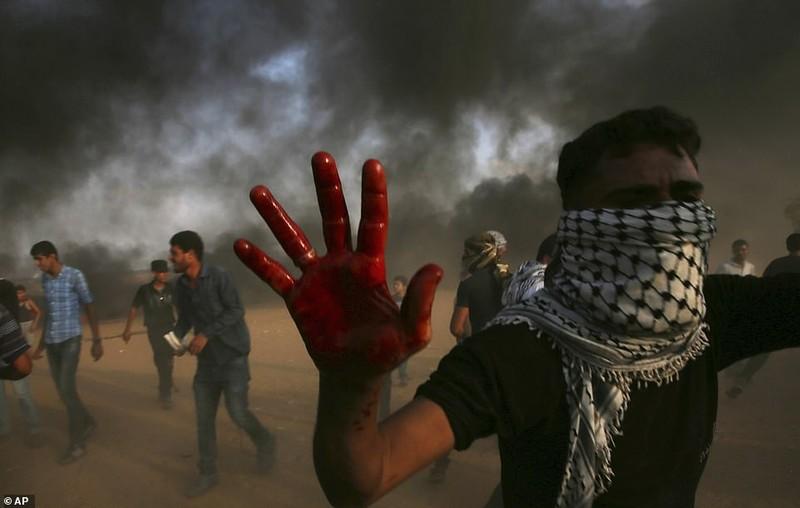 Israel triển khai 60 xe tăng, xe bọc thép đến biên giới Gaza - ảnh 3