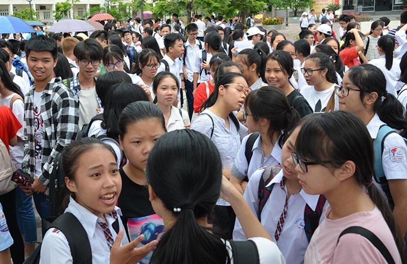 Lý do Quảng Ninh chậm công bố điểm chuẩn vào lớp 10 - ảnh 1