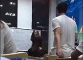 Cô giáo chửi học viên óc lợn phân trần trước bão dư luận