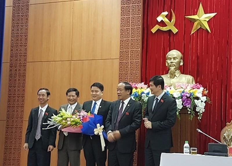 Quảng Nam có phó chủ tịch tỉnh 39 tuổi - ảnh 1