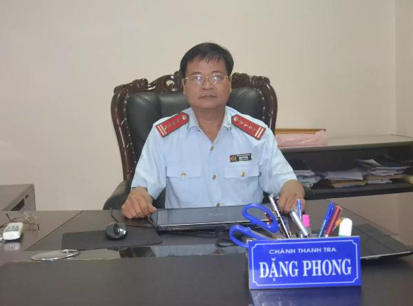 Sở KH&ĐT Quảng Nam có tân giám đốc, thay ông Hoài Bảo - ảnh 1