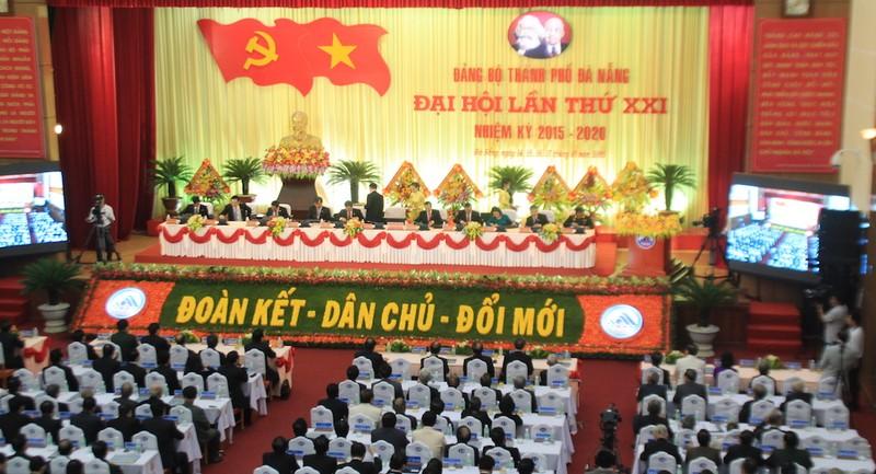 Nhiều cán bộ chủ chốt Đà Nẵng đồng loạt nghỉ hưu - ảnh 1