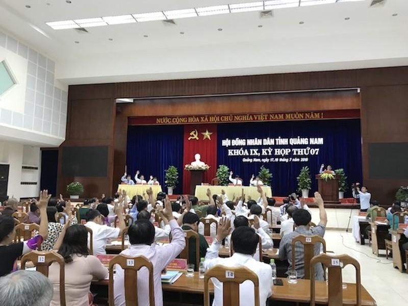 Miễn nhiệm đại biểu HĐND đối với ông Lê Phước Hoài Bảo - ảnh 1