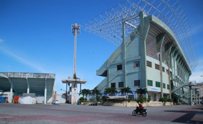 Đà Nẵng quyết giành lại sân vận động Chi Lăng - ảnh 1
