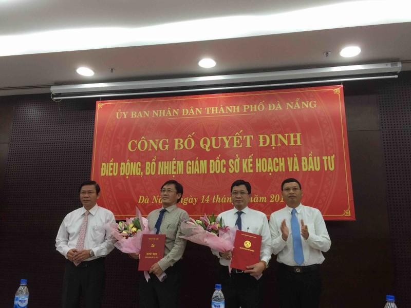 Đà Nẵng có tân giám đốc Sở KH&ĐT - ảnh 1