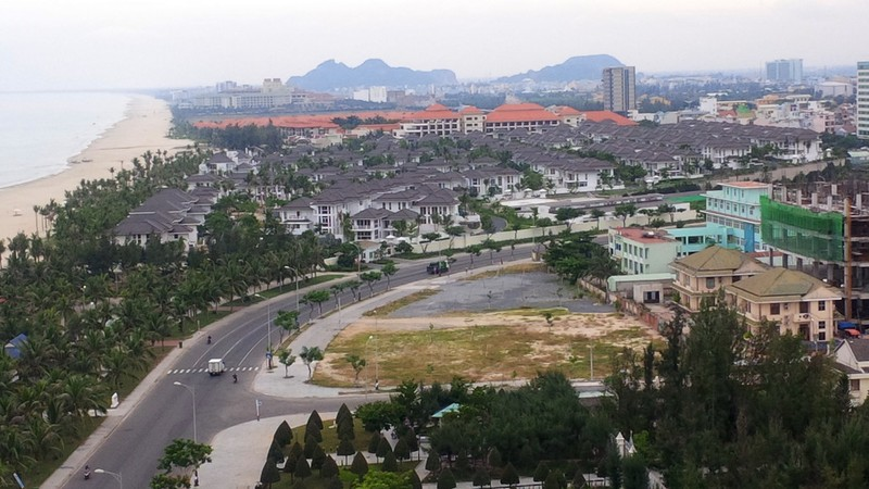 Đà Nẵng: Sắp có thêm lối xuống biển phục vụ dân - ảnh 1