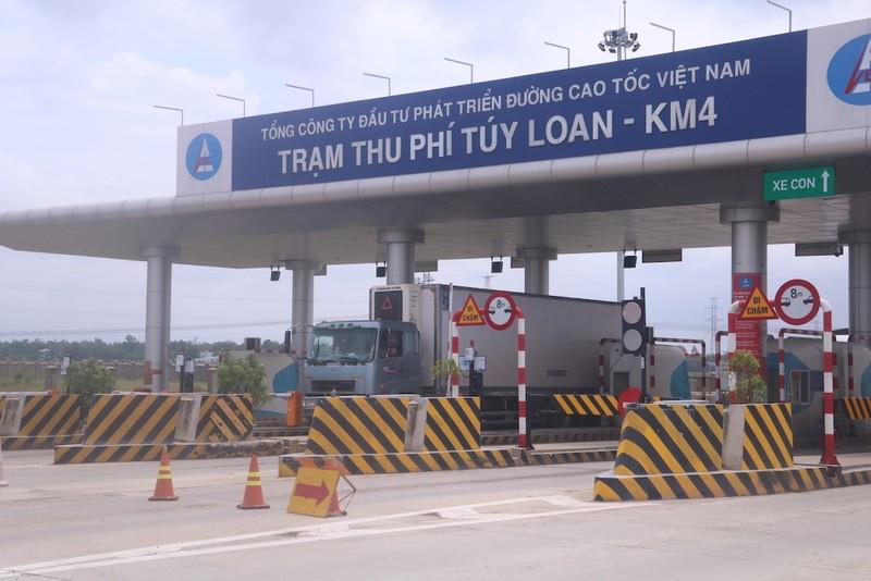 Vá không đúng, cao tốc Đà Nẵng-Quảng Ngãi sẽ hư tiếp - ảnh 1
