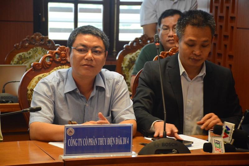 DN dọa kiện, phó chủ tịch Quảng Nam nói sẵn sàng hầu tòa - ảnh 1