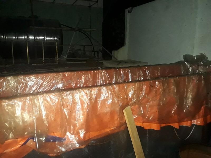 Tổng giám đốc thủy điện cất giấu hàng trăm phách gỗ - ảnh 1