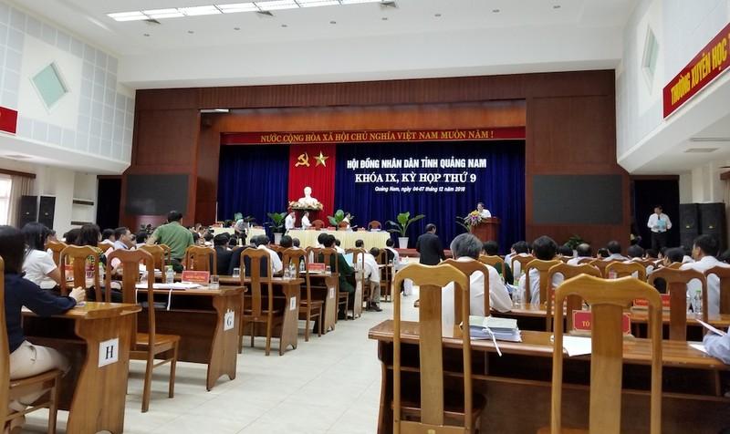 Dự án thủy điện bủa vây Quảng Nam - ảnh 1