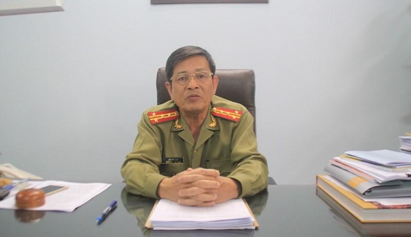 Cựu Giám đốc Công an Đà Nẵng Lê Văn Tam bị khiển trách  - ảnh 1