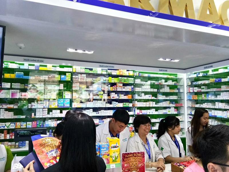 Pharmacity tưng bừng khai trương nhà thuốc thứ 100 - ảnh 1