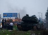 Thổ Nhĩ Kỳ nã pháo, bắt đầu tấn công Syria