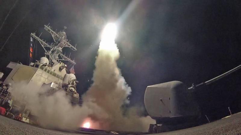 Mỹ sẽ sớm tấn công Syria? - ảnh 1