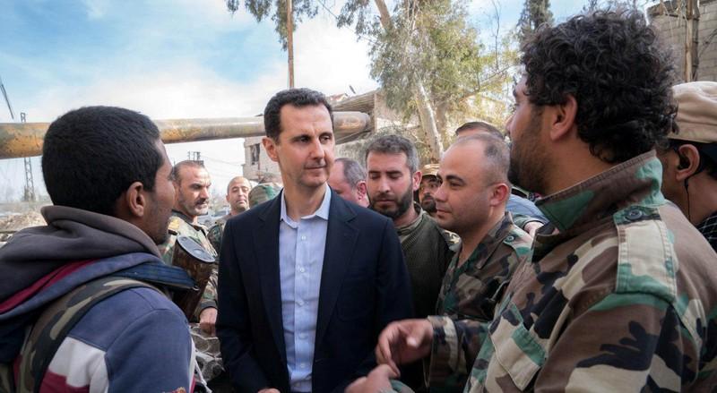 Trung Quốc kêu gọi Mỹ cho ông Assad cơ hội giải thích - ảnh 1