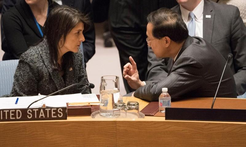 Trung Quốc kêu gọi Mỹ cho ông Assad cơ hội giải thích - ảnh 2