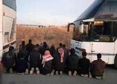 Phe nổi dậy cuối cùng dâng Đông Ghouta cho Syria
