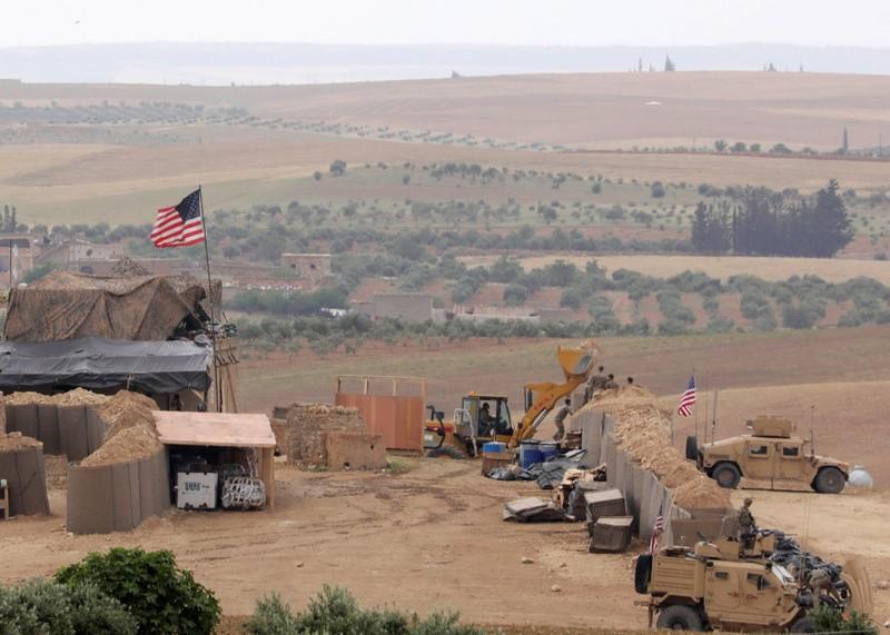 Mỹ mở thêm căn cứ ở Syria, bố trí hệ thống quân sự hiện đại - ảnh 1
