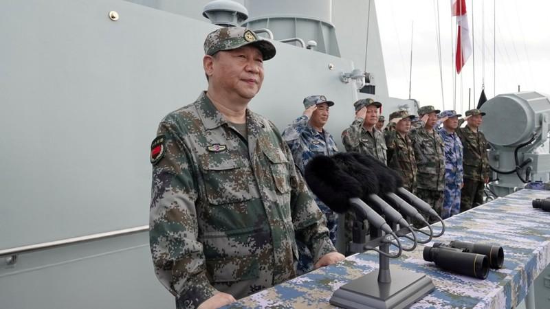 Mỹ gạt Trung Quốc khỏi tập trận chung vì quân sự hóa biển Đông - ảnh 2