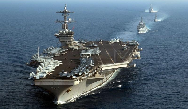 Mỹ gạt Trung Quốc khỏi tập trận chung vì quân sự hóa biển Đông - ảnh 1