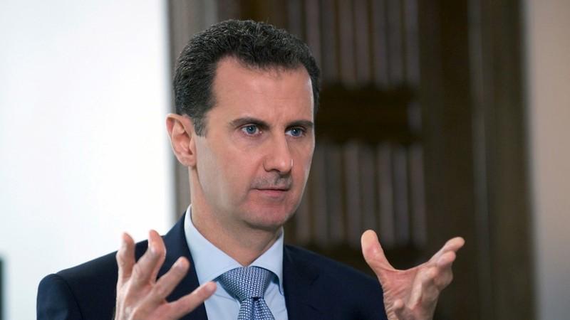 Ông Assad: Mỹ đã mất át chủ bài, phải rút khỏi Syria - ảnh 1