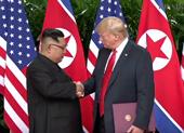 Ông Trump-Kim ký văn bản 'quan trọng'
