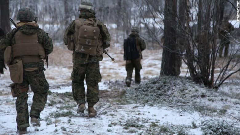 Mỹ tăng quân gấp đôi ở Na Uy, Nga cảnh báo - ảnh 1